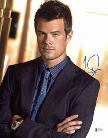 Josh Duhamel Las Vegas Authentic Signed 11x14 Photo Autographed BAS #D05728