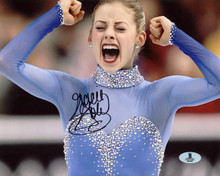 Gracie Gold USA Olympic Skating Authentic Signed 8x10 Photo BAS #B04305