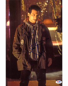 Christian Slater True Romance Authentic Signed 11x14 Photo PSA/DNA #M97375