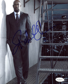 Richard T. Jones Terminator Authentic Signed 8x10 Photo JSA #04112018RJ