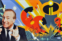 Bob Odenkirk The Incredibles 2 Authentic Signed 12x18 Photo BAS #D78224