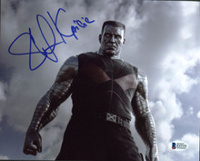 Stefan Kapicic Deadpool Authentic Signed 8x10 Photo Autographed BAS Witnessed 6