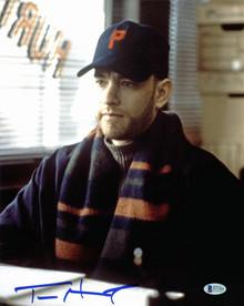Tom Hanks Philadelphia Authentic Signed 11x14 Photo Autographed BAS #D71984