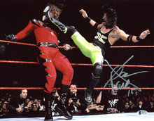 X-Pac WWE Wrestling Authentic Signed 11x14 Photo Autographed BAS #E85164