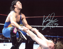 """X-Pac WWE Wrestling """"1 2 3"""" Authentic Signed 11x14 Photo BAS #E85163"""