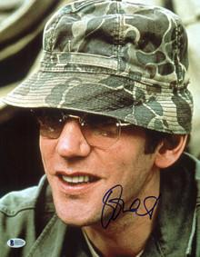 Donald Sutherland MASH Authentic Signed 11x14 Photo Autographed BAS #D01939