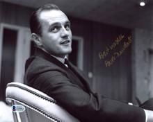 Bob Newhart Authentic Signed 8x10 Photo Autographed BAS #E49084