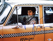 Robert Deniro Taxi Driver Authentic Signed 11x14 Photo Autographed BAS #E67651