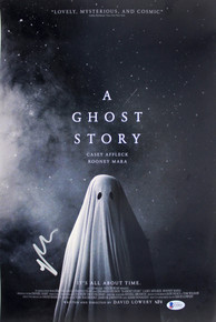 Rooney Mara A Ghost Story Authentic Signed 12x18 Photo Autographed BAS #E44885