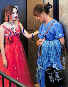 Laurie Metcalf Lady Bird Authentic Signed 8x10 Photo Autographed BAS #E57563