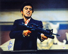 Al Pacino Scarface Authentic Signed 16X20 Photo Autographed PSA/DNA ITP #7A44229