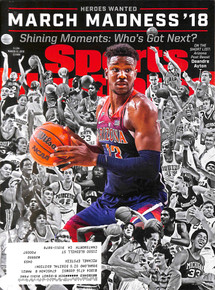 Deandre Ayton March 12, 2018 Sports Illustrated Magazine Unsigned