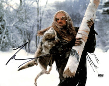 Tyler Mane X-Men Sabertooth Authentic Signed 8x10 BAM BOX Photo Autographed