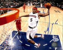 Hawks Josh Smith Authentic Signed 8x10 Photo Autographed BAS #F84499