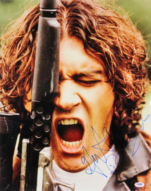 Antonio Banderas Desperado Authentic Signed 16x20 Photo Autographed PSA #J00775