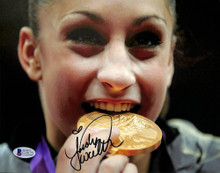 Jordyn Wieber USA Olympic Gymnastics Authentic Signed 8x10 Photo BAS #C19175