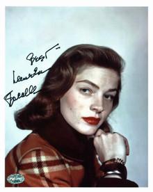 Lauren Bacall Authentic Signed 8x10 Photo Autographed PSA/DNA #J37922