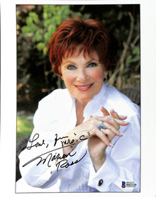 "Marion Ross Happy Days ""Mrs. C"" Authentic Signed 8x10 Photo BAS #H62129"