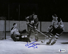 Maple Leafs Dave Keon Authentic Signed 8x10 Photo Autographed BAS #H62189
