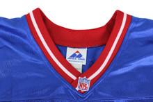 "Giants Y.A. Tittle ""HOF 1971"" Signed Blue Apex Proline Jersey BAS #H92210"