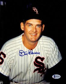 White Sox Don Larsen Authentic Signed 8x10 Photo Autographed BAS