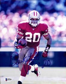 49ers Derek Loville Authentic Signed 8x10 Photo Autographed BAS