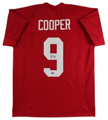 Alabama Amari Cooper Authentic Signed Maroon Jersey Autographed BAS