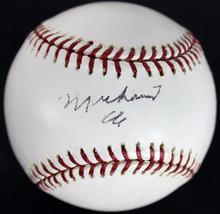Muhammad Ali Signed Authentic OML 2003 World Series Baseball JSA #Z30353