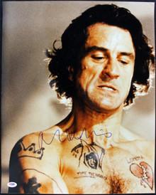 Robert Deniro Cape Fear Signed Authentic 16X20 Photo Autographed PSA/DNA #J00096