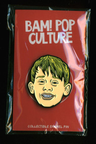 Home Alone Exclusive BAM BOX Kevin McCallister Pin