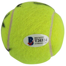 "Lindsay Davenport ""To Kyle"" Authentic Signed Tennis Ball Autographed BAS #T20324"