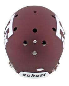 Texas A&M Johnny Manziel 12 Heisman Signed Schutt Full Size Rep Helmet JSA Wit