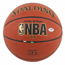 """Chevy Chase """"Fletch"""" Authentic Signed Spalding Basketball PSA/DNA Itp #7A92084"""