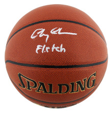 "Chevy Chase ""Fletch"" Authentic Signed Spalding Basketball PSA/DNA Itp #7A92084"