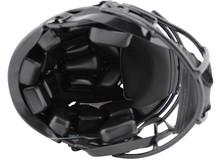 49ers Joe Montana Signed Eclipse Full Size Speed Proline Helmet BAS Witnessed