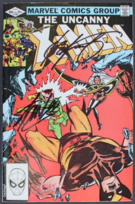 (4) Stan Lee, Claremont, Wiacek & Cockrum Signed The Uncanny X-Men 158 Comic BAS