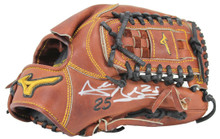 D-Backs Archie Bradley Authentic Signed Game Used Mizuno Pro Glove BAS #G52252
