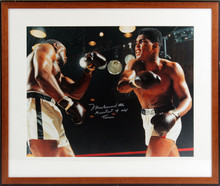 "Muhammad Ali ""Greatest Of All Time"" Signed 16x20 Framed Photo PSA/DNA #B20142"