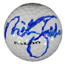 Nick Faldo Authentic Signed BAS #D43201