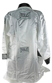 Muhammad Ali Authentic Signed Everlast Boxing Robe PSA/DNA ITP #4A53182