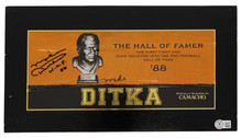 """Bears Mike Ditka """"HOF 88"""" Signed Kickoff Series Cigar Box LE #2,544/2,674 BAS"""