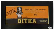 """Bears Mike Ditka """"HOF 88"""" Signed Kickoff Series Cigar Box LE #2,543/2,674 BAS"""