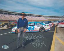 NASCAR Richard Petty Authentic Signed 8x10 Photo Autographed BAS #S72591
