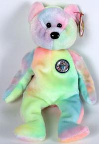 Beanie Babies from the 90's BAM BOX Bear