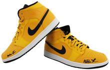 Lakers Magic Johnson Signed 2018 Nike Air Jordan 1 Shoes w/ Box BAS Witnessed