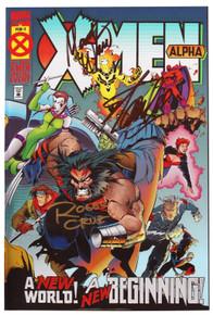 (3) Stan Lee, Waid & Cruz Marvel Signed X-Men Alpha Special Comic JSA #XX05189