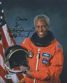 Guion Bluford NASA Astronaut Authentic Signed 8x10 Photo Autographed BAS #S84079