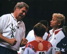 Bela Karolyi USA Gymnastics Coach Authentic Signed 8x10 Photo BAS #S24919