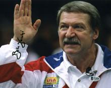 Bela Karolyi USA Gymnastics Coach Authentic Signed 8x10 Photo BAS #S24920