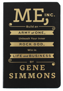 Gene Simmons KISS Me, Inc. Build An Army Of One First Edition Book Un-signed